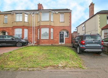 Thumbnail 3 bed semi-detached house for sale in Bedford Road, Kempston, Bedford