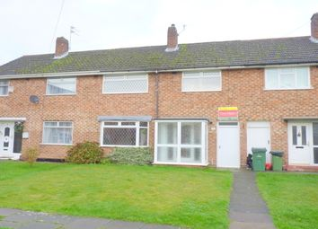 Thumbnail 3 bed terraced house to rent in Lowfields Close, Wirral