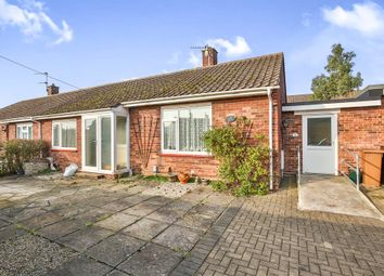 Thumbnail 2 bed semi-detached bungalow for sale in Thomas Vere Road, Thorpe St. Andrew, Norwich