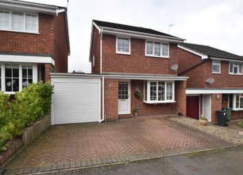 Thumbnail 3 bed link-detached house for sale in Westmead Close, Droitwich