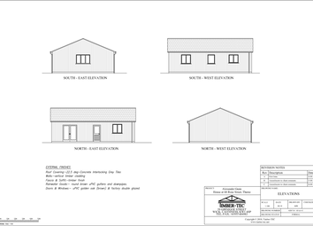 Thumbnail 2 bedroom bungalow for sale in New Build Opportunity, Rose Street, Thurso