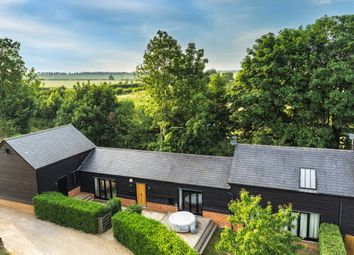 Thumbnail 4 bed barn conversion for sale in Chipping, Buntingford