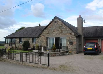 Thumbnail 3 bed bungalow to rent in Haycorn House, Kinellar, Aberdeenshire