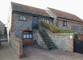 Thumbnail 2 bed property to rent in The Coach House Upper, Rosedale Farm, Holt Road Weybourne