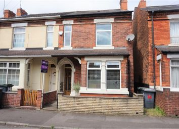 Thumbnail 3 bed semi-detached house for sale in Ashwell Street, Nottingham