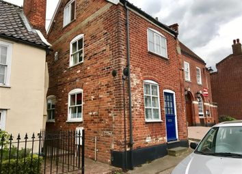 Thumbnail 2 bed detached house for sale in Earsham Street, Bungay, Suffolk