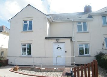 Thumbnail 3 bedroom flat to rent in Widgery Road, Exeter