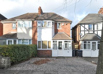 Thumbnail 2 bedroom semi-detached house for sale in Falconhurst Road, Selly Oak, Birmingham