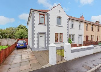 Thumbnail 2 bed end terrace house for sale in 28 Goose Green Avenue, Musselburgh