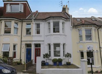 Thumbnail 4 bed terraced house for sale in Grantham Road, Brighton