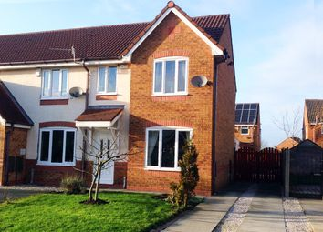 Thumbnail 3 bed semi-detached house for sale in Faroes Close, Blackburn