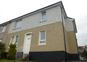 Thumbnail 2 bedroom flat for sale in Broomfield Street, Gartleahill, Airdrie