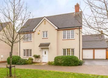 Thumbnail 4 bed detached house for sale in Kimmeridge Road, Oxford
