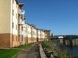 Thumbnail 2 bed flat to rent in 22 Deas' Wharf, Fife