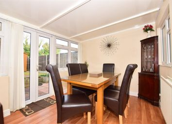 Thumbnail 3 bed semi-detached house for sale in Elham Close, Twydall, Gillingham, Kent