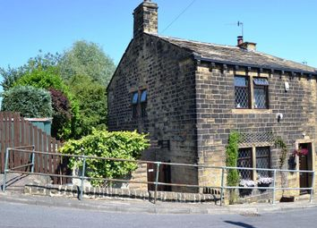 Thumbnail 2 bed cottage for sale in Ley Fleaks Road, Idle, Bradford