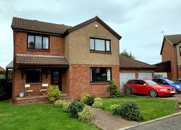 Thumbnail 4 bedroom detached house to rent in Sandersons Grove, Tranent, East Lothian