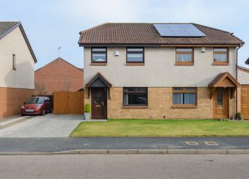 Thumbnail 1 bed semi-detached house to rent in Dunlin Road, Aberdeen
