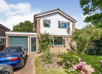 Thumbnail 4 bed detached house for sale in Moss Drive, Haslingfield, Cambridge