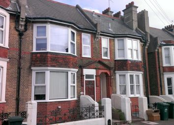 Thumbnail 1 bed flat to rent in Compton Road, Brighton