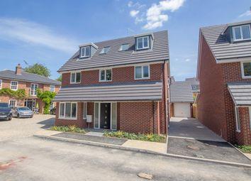 Thumbnail 4 bed detached house to rent in Parkland Place, Bury Water Lane, Newport, Saffron Walden, Essex