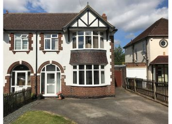 Thumbnail 3 bed semi-detached house for sale in Morley Road, Oakwood