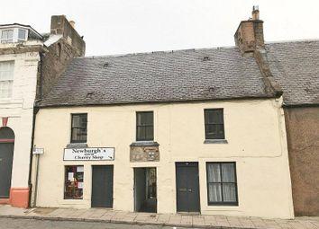 Thumbnail 4 bed maisonette for sale in High Street, Newburgh, Cupar