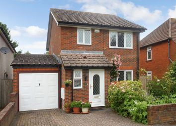 Thumbnail 3 bed detached house for sale in Kingscroft Road, Banstead