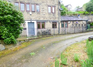 Thumbnail 2 bedroom terraced house for sale in Upper Wellhouse Road, Golcar, Huddersfield