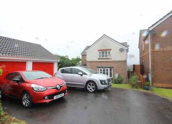 Thumbnail 4 bed detached house for sale in Heol Ysgubor, Caerphilly, Glamorgan