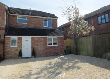Thumbnail 3 bed end terrace house for sale in 42 Russet Close, Ledbury, Herefordshire