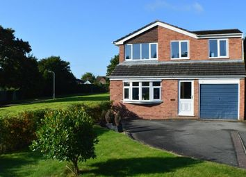 Thumbnail 3 bed detached house for sale in Irving Close, Lichfield, Staffordshire