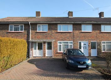 Thumbnail 3 bed terraced house for sale in Weddell Road, Crawley, West Sussex.
