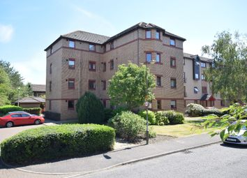 Thumbnail 1 bed flat for sale in Gylemuir Road, Corstorphine, Edinburgh