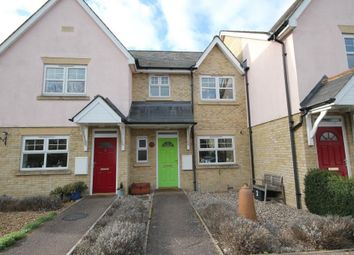 Thumbnail 3 bed terraced house to rent in Samuels Way, Ely
