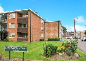 Thumbnail 2 bed flat for sale in Langwood Court, Castle Bromwich, Birmingham