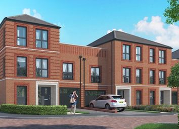 Thumbnail 4 bedroom town house for sale in Tower View, Kings Hill, Kent