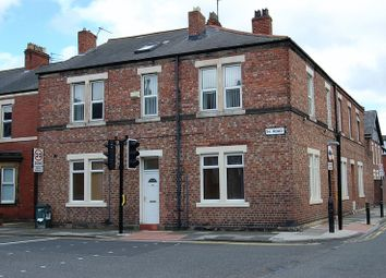Thumbnail 3 bedroom flat for sale in North Road, Wallsend