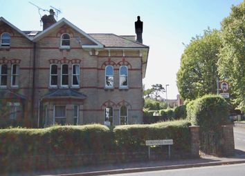 Thumbnail 2 bed flat to rent in Cornwall Road, Dorchester