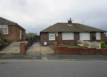 Thumbnail 2 bed semi-detached bungalow for sale in Foxhill, Shaw, Oldham