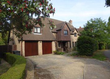 Thumbnail 5 bed detached house to rent in Lavenham Drive, Biddenham