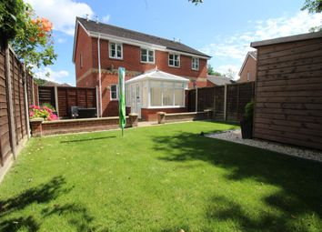 Thumbnail 3 bedroom semi-detached house for sale in Pond Road, Horsford, Norwich