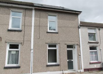 Thumbnail 2 bed terraced house for sale in Bell Street, Trecynon, Aberdare