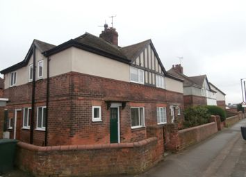 Thumbnail 3 bed semi-detached house to rent in Allens Cottages, Eastgate, Worksop