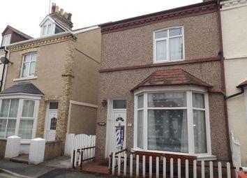Thumbnail 3 bed town house to rent in Taliesin Street, Llandudno
