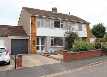 Thumbnail 3 bed semi-detached house to rent in Grangewood Close, Downend, Bristol