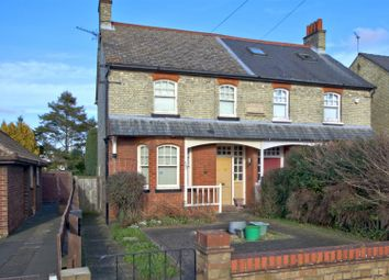 Thumbnail 3 bedroom semi-detached house for sale in Newmarket Road, Cambridge