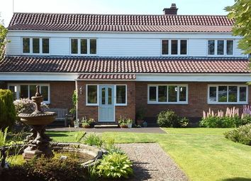 Thumbnail 5 bedroom detached house for sale in Edge Hill, Darras Hall Estate, Ponteland