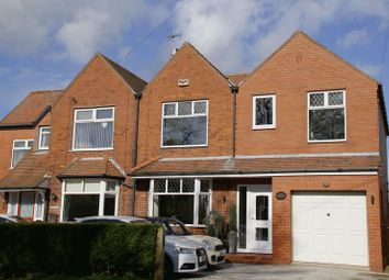 Thumbnail 4 bed semi-detached house for sale in New Ellerby, Hull