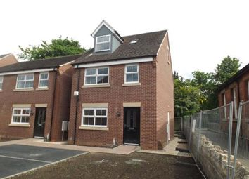 Thumbnail 3 bed detached house for sale in Hayman's Corner, Mansfield Woodhouse, Nottinghamshire